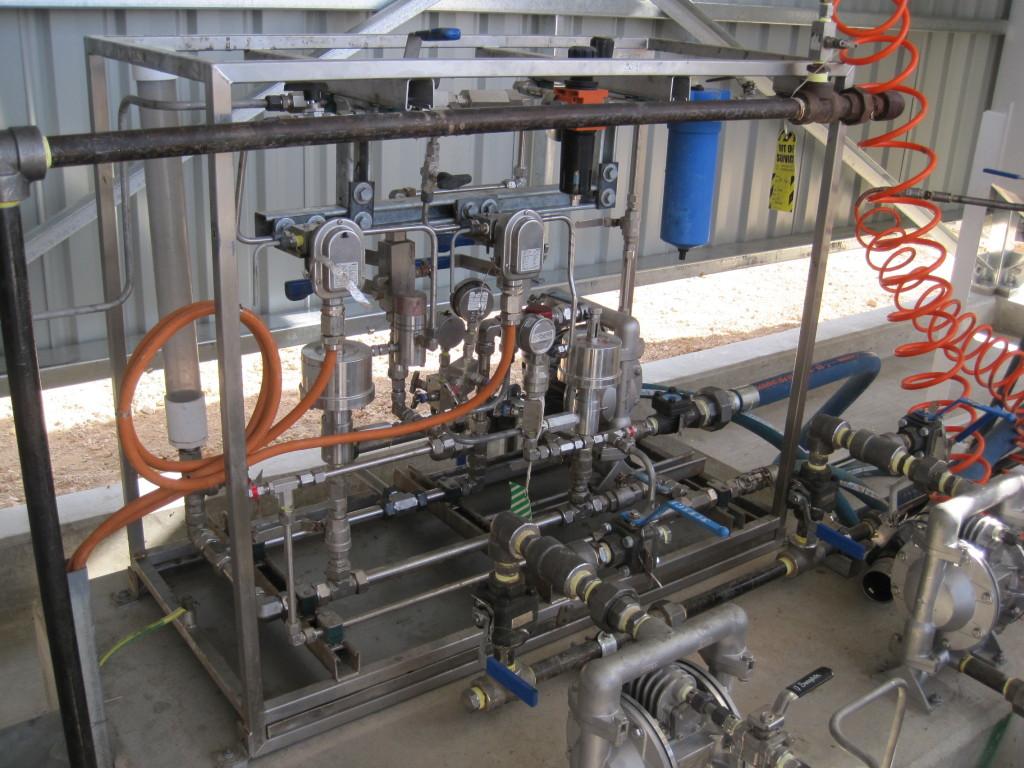 Additive Dosing Equipment