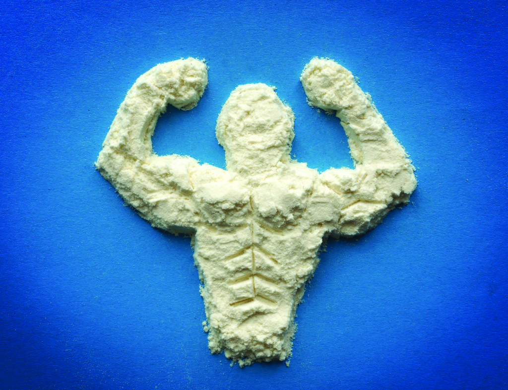 A S Harrison & Co protein powders