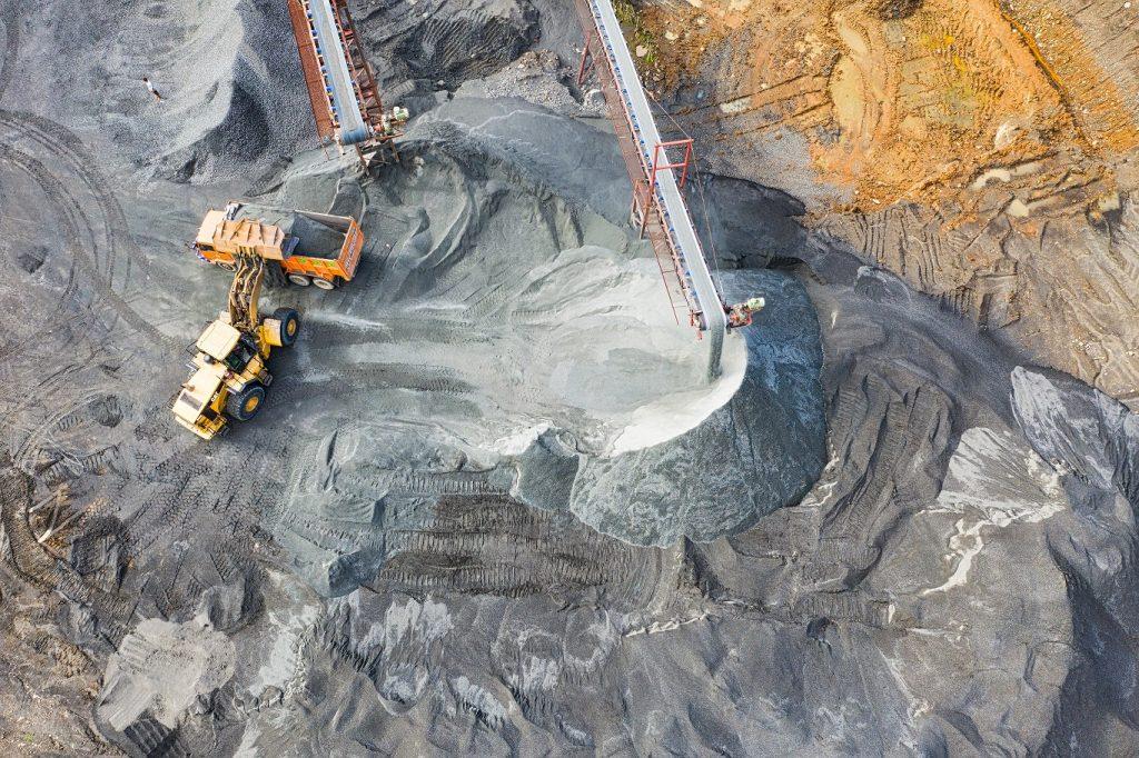 A S Harrison & Co mining